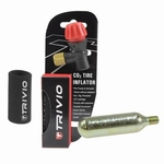 Trivio CO2 Adapter + Patroon met huls