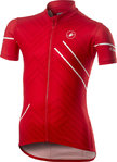 Castelli Campioncino Kid Jersey Red