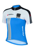 Sportful Kid Gruppetto Jersey Blue