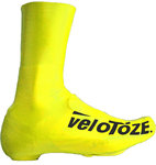 Velotoze long shoe cover latex yellow