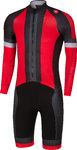 Castelli CX Sanremo Speedsuit LS Red/Black