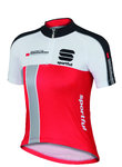 Sportful Kid Gruppetto Jersey Red