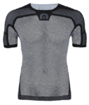 Megmeister Baselayer s/s Black